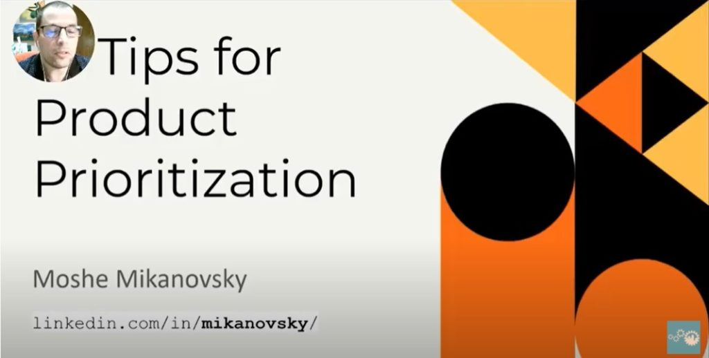 10 Tips for Product Prioritization @ the ProductCamp Dallas